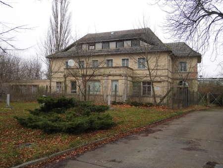 Grundstück mit Villen- und Nebengebäude zur grundhaften Sanierung