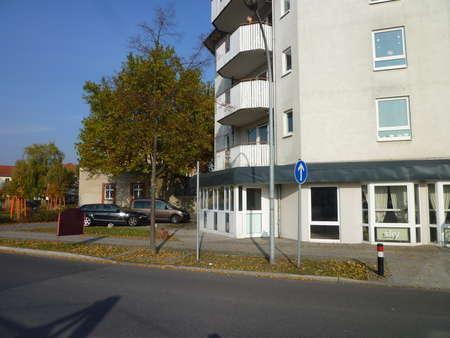 Verkehrsknotenpunkt ! Eckladen am Bahnhof Velten