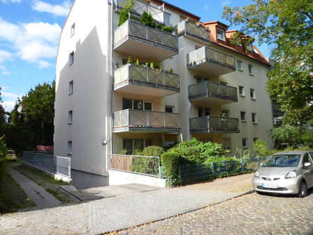 Weitsichtig! Schicke Neubauwohnung in Wilhelmsruh
