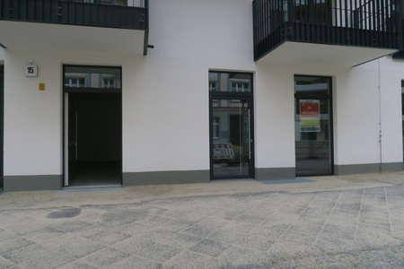 Kiosk-Kleinladen im Prenzlberg