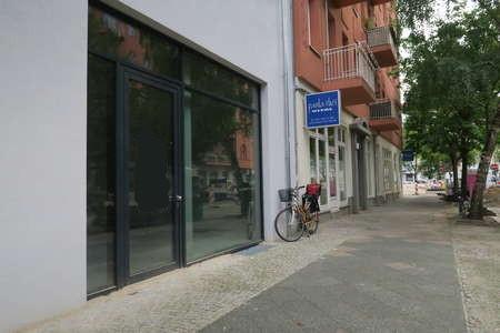 Neu! Laden-Büro  Prenzl-Berg