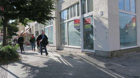 Lauflage Berliner Allee