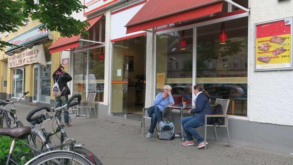 für Kaffeehaus, Backshop o. Cafe - laufstarker Lage