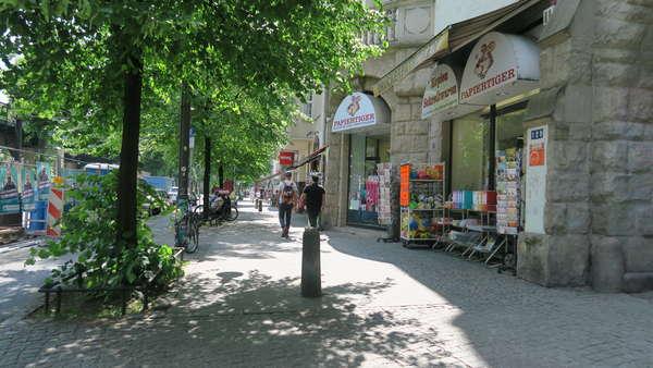 Zentral Prenzberg: Klasse Lauflageladen