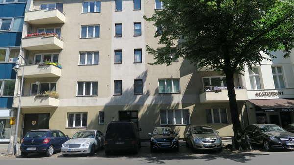 Sonnige  Wohnung am Wittenbergplatz