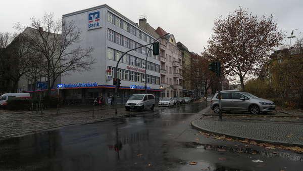 Ausblick-Büro im Stadtteil Tiergarten