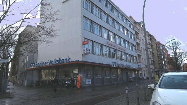 Stadtteil-Büro in Bln-Tiergarten