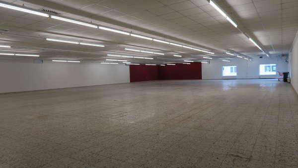 Handlich:  850m²  Ladenfläche Nahversorgungspark
