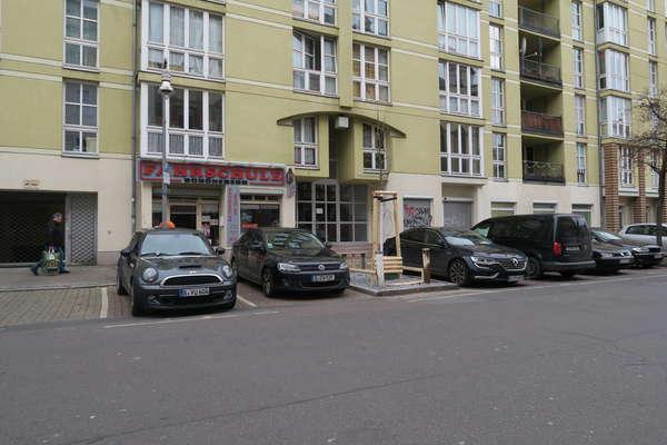 Laden   Büro  im Pallas-Kiez