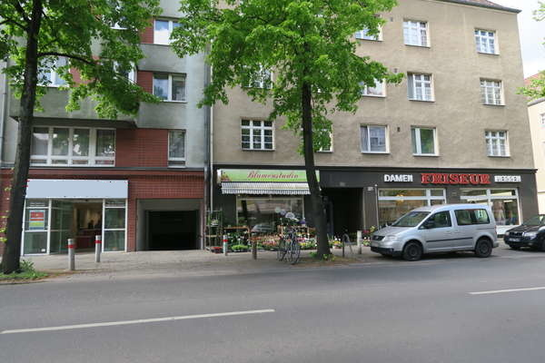 Sicher! Ordentliches (Laden)-Büro im zentralen Steglitz