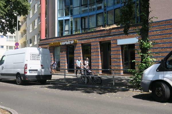 Sichtweite Postdamer Platz: Laden- oder Bürofläche