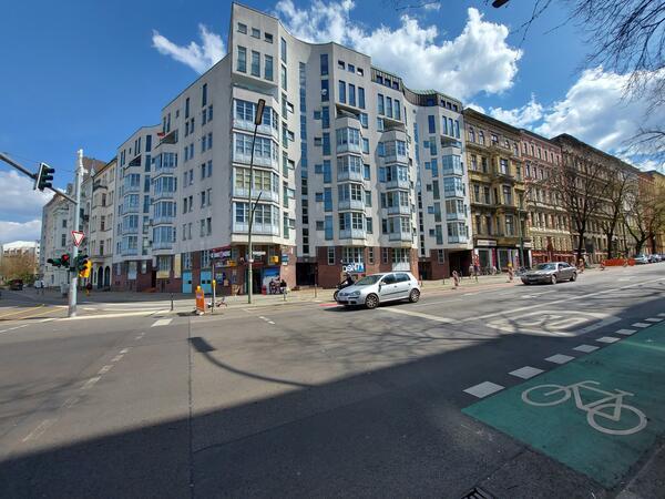 Kommunikativ: Interessante Bürofläche in Kreuzberg 61