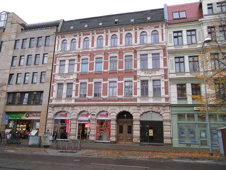 ruhige Etagenwohnung in Magdeburgs Halberstädter Straße