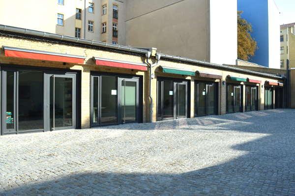 Büroflächen im Denkmalschutz