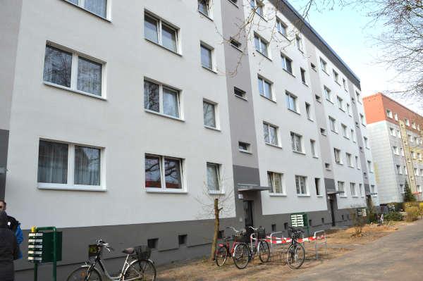 Helle 3-Raum-Wohnung